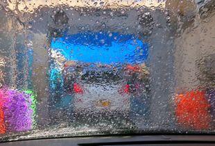 Hallucinations inside my Car Washer.
