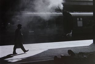 Train Station, Norwich © Eric Blau