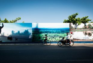 Streets of Phnompen