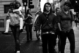 """Romantic Gunshot""  2009,Scotland"