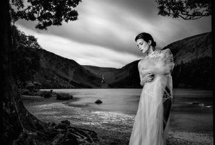 Lady of the Lake Glendalough