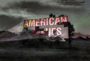 Zombie Screens I  (American Values)