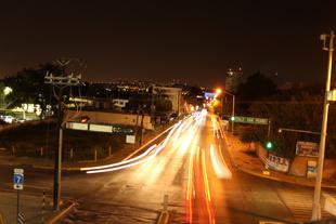 Urban Night | City of Monterrey