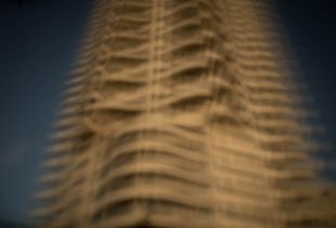 The Horizon apartments, Darlinghurst.                                                    © Ross Duncan