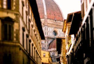 Street of Firenze ,  Florence 2018