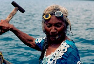 Moken - A life at Sea - (Myanmar), 2017