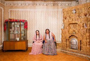 From the series Roma Interiors, 2009 © Carlo Gianferro