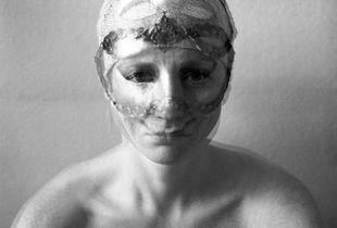 Self-portrait. The mask.