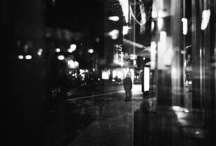 light state, 35mm film, London
