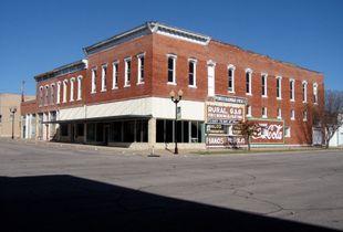 Burlington, Kansas.