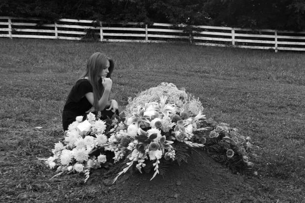 A Daughter's Loss