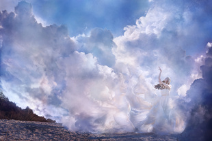 Where Earth Meets The Sky