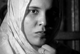 Portraits a group of young people of Saharawi refugees. Tindouf - Algeria. Oct 14, 2017. © JESUS HELLIN