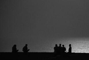 Moonlight shadows