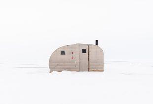 Ice Fishing Hut V