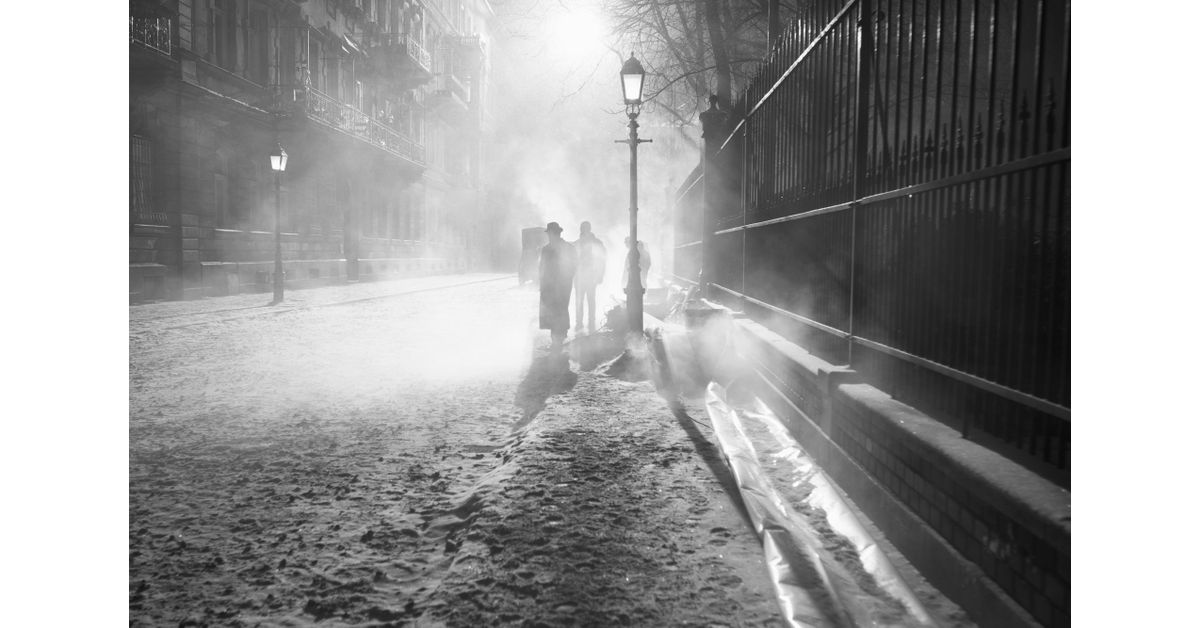 Doron Ritter | Black & White Photography Awards 2018 Entry