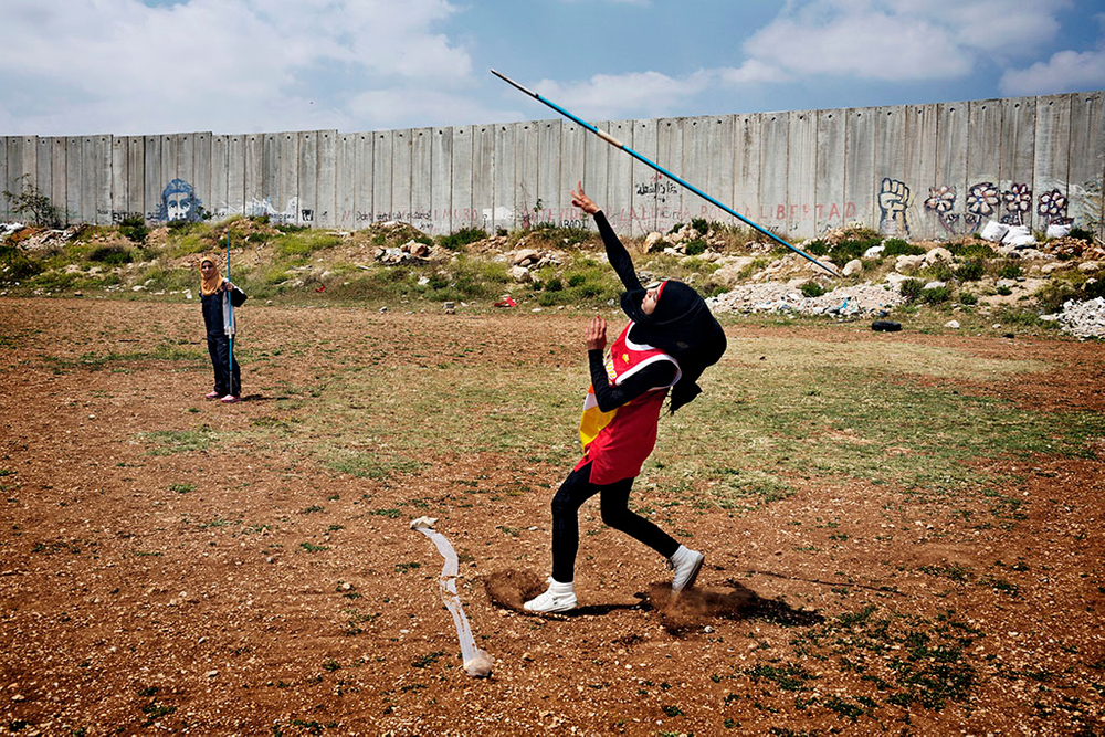 Challenging Visual Stereotypes in the Arab World - Interview with Tanya Habjouqa   LensCulture