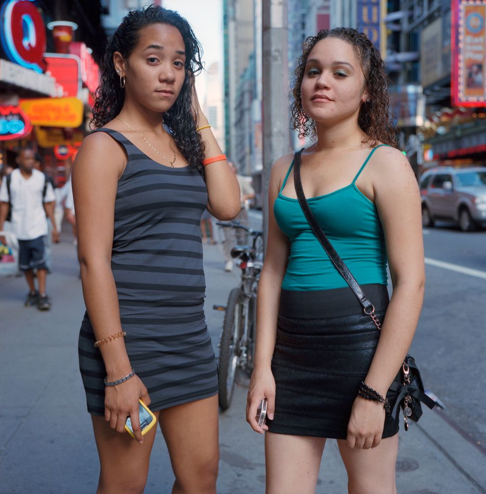 New york young girls