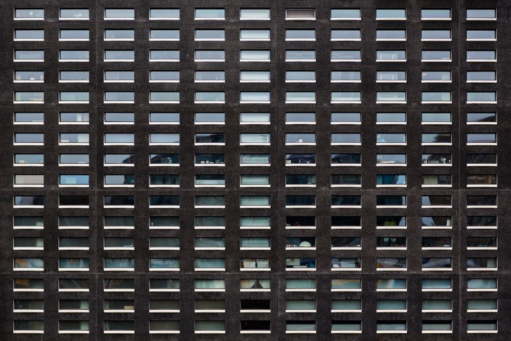 Won Kim - Grids | LensCulture