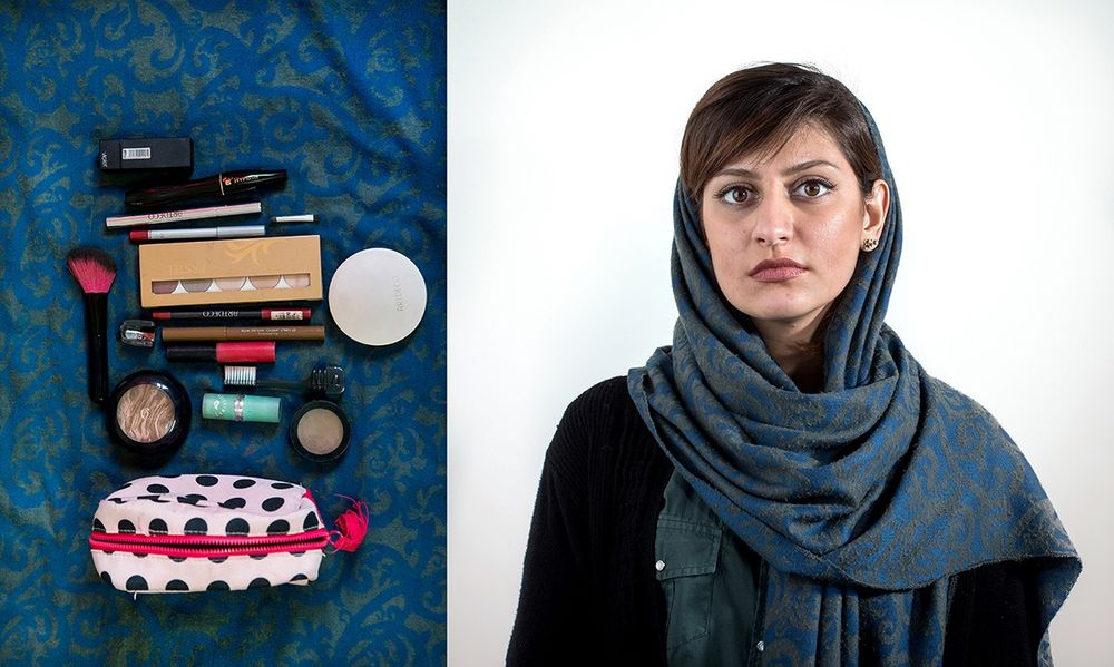 Купить косметику иранскую avon косметика для лица