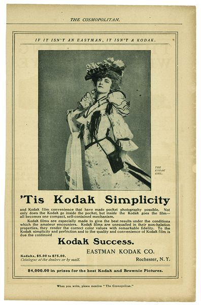 Kodak Girl - Selections from The Martha Cooper Collection