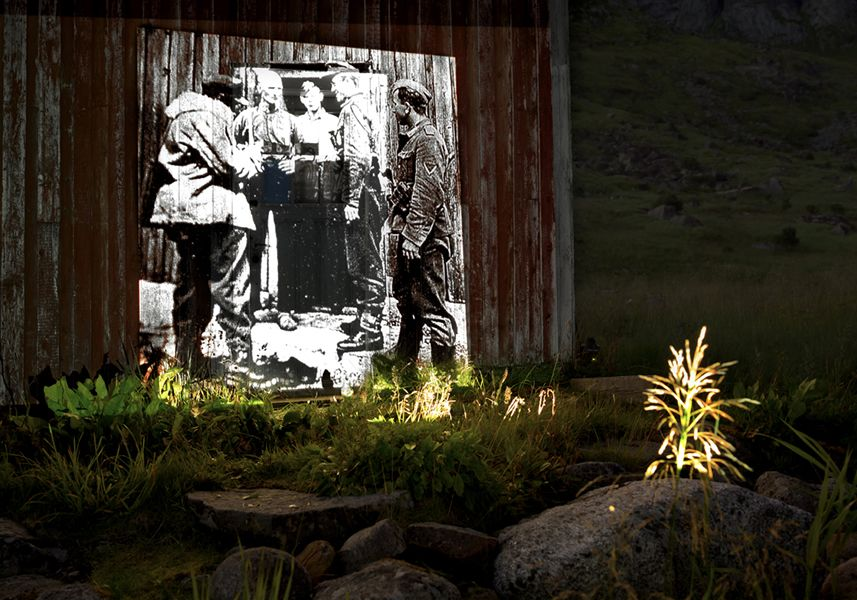 Echoes of Lofoten - Photographs and text by Hebe Robinson