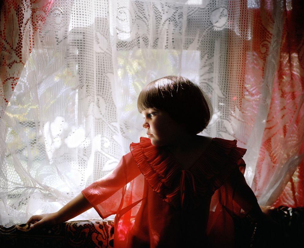Petite Robe De Fete Photographs And Text By Delphine Schacher Lensculture