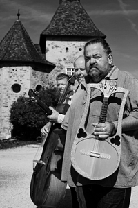Klaus Wuckelt and band
