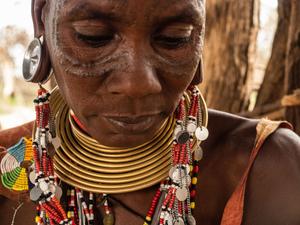 Datoga Woman