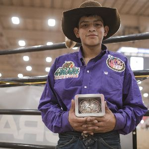 champion bull rider