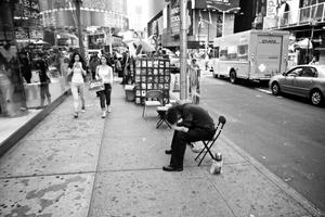 Desperate in NY