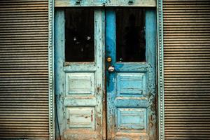Village doors