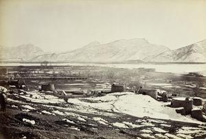 """Cabul. West End Sherpur. Winter."" © John Burke"