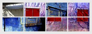 N°33 - Morceaux choisis - Bleu-Violet - 2004