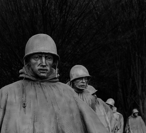 Korean War Memorial#6, Washington D.C.