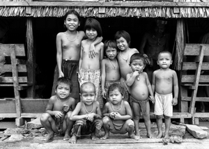 Enfants Mentawai