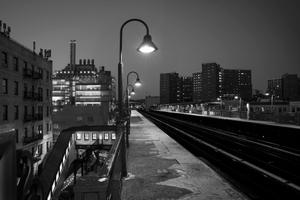 125th Street Elevated Subway Platform