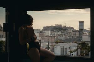 Melisa and the Parthenon