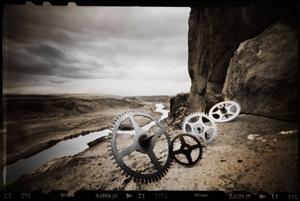 The Gears   © Seán Duggan