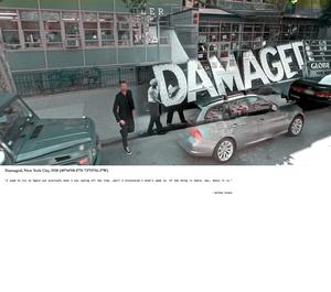 "Damaged, New York City, 1928 (40°44'08.4""N 73°59'56.3""W)"