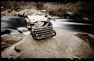 The Typewriter   © Sean Duggan