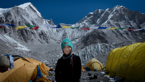 Daughter of an Everest cook