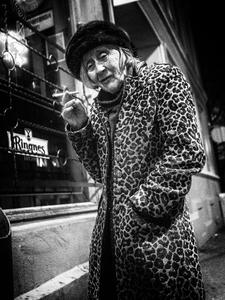 Streets of Oslo, portrait 01