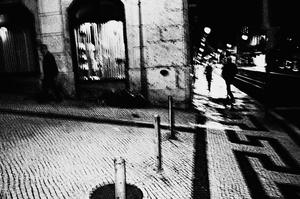 Lisbon noir. Oct 2016.