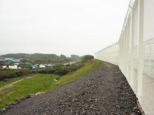 Calais, August 2015 ©Henk Wildschut