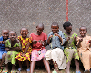 Happy Knitters - Musanze Rwanda