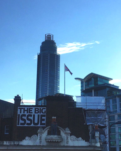 Vauxhall Tower - The Big Issue