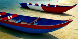 French Flag Boats