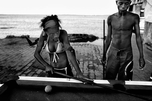 """Urban Quilombo © Sebastian Liste/Reportage by Getty. """"Urban Quilombo"""" is an ongoing project documenting the housing deficit in Salvador de Bahia, in Northeast Brazil, where strong economic growth has benefited some but negatively impacted others."""