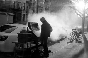 February in Brooklyn